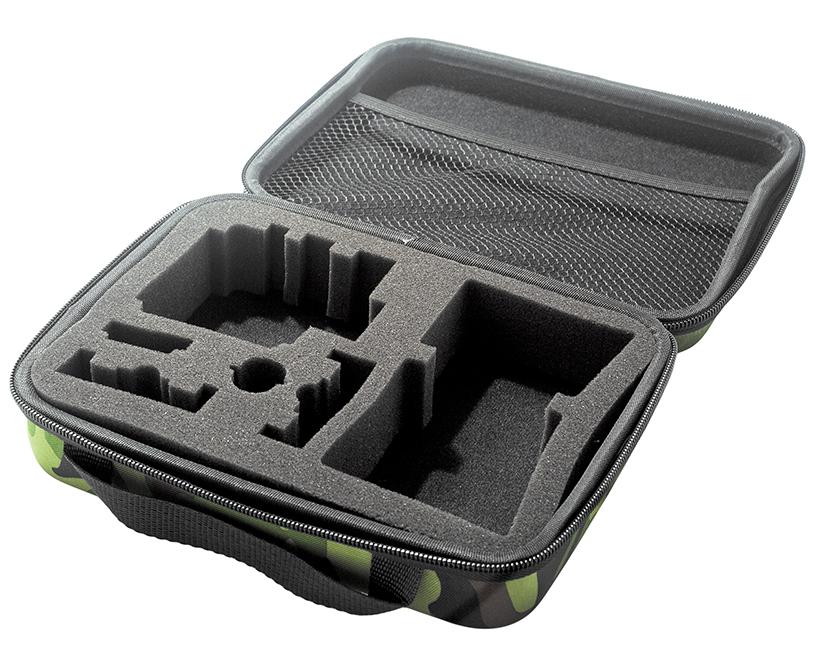 aufbewahrungsbox schutztasche f r gopro ausr stung ebay. Black Bedroom Furniture Sets. Home Design Ideas
